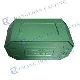 Mini caixa da superfície do ferro de molde