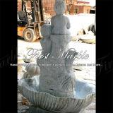 Fontana di marmo Mf-393 di Metrix Carrara della fontana del granito della fontana della pietra della fontana