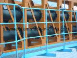 Chemischer Materialtransport-Rohr-Bandförderer/Röhrenbandförderer