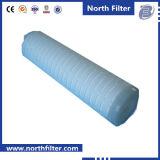 Filter van het Water van Films PVDF Microporous Vouwende