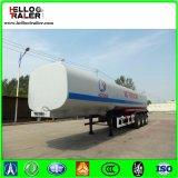 3 autocisterna del combustibile degli assi 45000L per di trasporto dell'olio il rimorchio semi