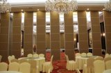 Desplazamiento de las paredes de partición para el hotel, Pasillo multiusos y la sala de conferencias
