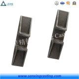 中国の工場CNCは製造された高精度の延性がある鉄の鋳造を分ける