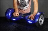 Motorino elettrico dell'Auto-Equilibrio delle 10 rotelle di pollice 2 con Bluetooth e l'indicatore luminoso del LED