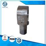 Pièces de rechange usinées approximatives modifiées personnalisées de cylindre hydraulique