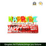 Feliz cumpleaños y dimensión de una variable del Vela-Dígito del partido