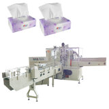 Gesicht Tissue Paper Packing Machine für Handkerchief Making Machine