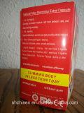 Capsule de régime maximum normale supplémentaire neuve, produit de régime de fines herbes