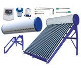低圧かNon-Pressurized太陽給湯装置の太陽エネルギーシステム