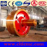 IC van Citic de Ondersteunende Rol van de Roterende Oven van het Cement