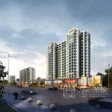 住宅デザイン3D建築レンダリング