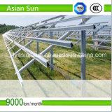 100MW Solar Mounting Structure voor de Elektrische centrale van Large Scale Solar PV