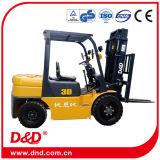 3-4 T com Japão Isuzu Diesel Forklift