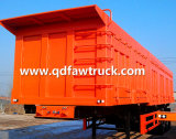 35 Cubic Meters Used Dump Truck Trailer