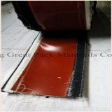 ガラス繊維の火証拠のホースのシリコーンゴムコーティングの火毛布
