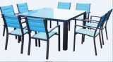 Mobília ao ar livre do Rattan do sofá com mobília do vime do Rattan da tabela da cadeira