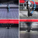 Máquina de estaca do laser do CNC com auto mecanismo de alimentação