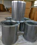 Filtre 39831888 de compresseur d'air de couche-point d'Ingersoll pour la séparation d'air de pétrole