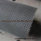 ячеистая сеть весны 65mn 45# сплетенная сталью гофрированная квадратная