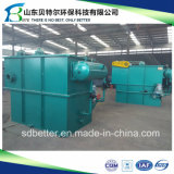 家禽の屠殺の排水処理Dafのプラント、5-300m3/Hour容量