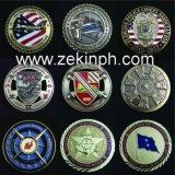 カスタム記念日の祭典の挑戦硬貨の記念品