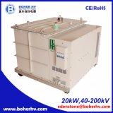 Fonte de alimentação de alta tensão 20kW do soldador do feixe de elétron 200kV EB-380-20kW-200kV-F50A-B2kV