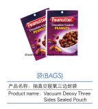 Geruch-Beweis VakuumDeoxy Plastiknahrungsmittelverpackungs-Beutel mit Fenster für getrocknete Nahrung