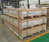 Piatto di alluminio 2024 T351 con la larghezza 1800mm, lunghezza 3600mm