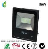 luz de inundación del proyector de 50W LED de la fábrica de China