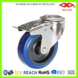 A placa do giro freou o rodízio do aço inoxidável (P104-23D100X32S)