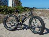 Shimano Derailleurおよび脂肪質のタイヤの軽量の合金の電気バイク