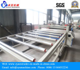PVC WPC imperméabilisent la chaîne de production de panneau de Module de cuisine/salle de bains