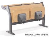 Escritorio y silla (ZN01-2) de la madera contrachapada de la universidad