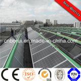 多太陽160W格子または格子結ばれた屋上のための等級の品質の太陽電池パネル+3%力の許容または太陽