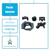 Kundenspezifisches Motorrad/Selbstersatzteil-Maschinerie-Teil-Plastikspritzen