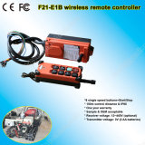 Crane를 위한 6개의 누름단추식 전쟁 Industrial Wireless Radio Crane Remote Control