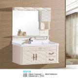 Hotel het van uitstekende kwaliteit van de Fabriek van het Kabinet van de Ijdelheid van de Badkamers van pvc van de Muur