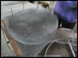 antibuée de l'acier inoxydable 316L
