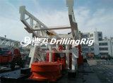 1500mの深い使用された井戸の鋭い機械価格