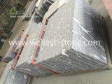 Tuile grise de revêtement de mur extérieur de granit de neige
