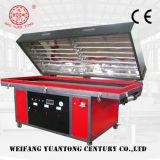 Máquina de estratificação da imprensa da membrana do vácuo do PVC, máquina da imprensa da membrana do vácuo