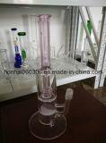Розовая труба водопровода стекла пробки с 8 '' Perc