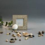 Decorazione della Tabella di Polyresin Seastar dell'annata con la base di legno
