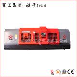 Alto torno del CNC de la rigidez para trabajar a máquina el cilindro pesado con el sistema del CNC 2 (CK61160)