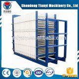EPS van de Sandwich van het SLOKJE van Tianyi Verticale Vormende Concrete Machine