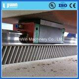 Tagliatrice di legno di CNC della pietra dell'asse di rotazione 3kw 4.5kw di raffreddamento ad acqua