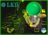 Ampola da cor do festival do diodo emissor de luz 0.25W (verde)
