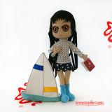 Plüsch-Karikatur-Puppe