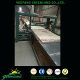 madera contrachapada comercial de 18m m para los muebles con base del álamo, base de la madera dura, la base y Sr. Glue, pegamento de Combi de WBP