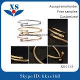 Überzogene Frauen-Armbänder der Qualitäts-18k Gold
